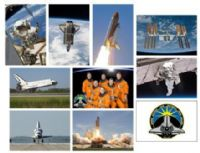 NASA STS-132 NASA Space Shuttle Mission Photo Pack
